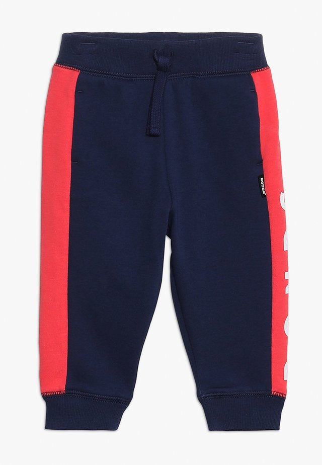 COOL TRACKIE - Trousers - black sea/unicornicopia