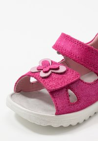 Superfit - LETTIE - Baby shoes - pink - 5