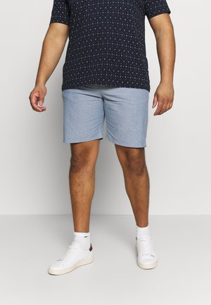 RELAXT FIT - Shorts - light blue mix