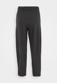 Nike Sportswear - Pantalones deportivos - black heather/white - 5