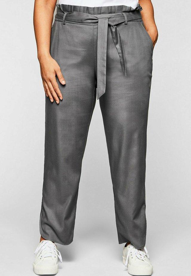 Pantaloni - rauchgrau