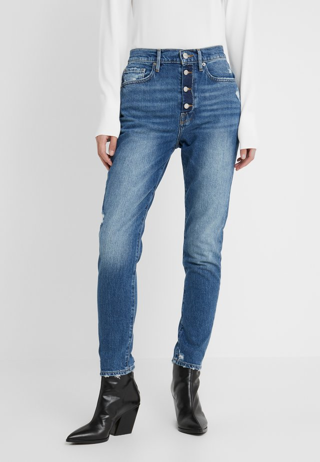 LE ORIGINAL  - Jeansy Skinny Fit - monterey