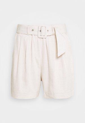 VMAMELIA - Shorts - birch/melange