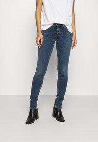 Tiger of Sweden Jeans - SLIGHT - Skinny džíny - royal blue - 0