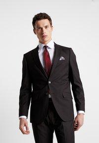 Bugatti - SUIT REGULAR FIT - Suit - bordeaux - 2