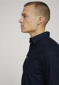 TOM TAILOR - Formal shirt - sky captain blue - 3