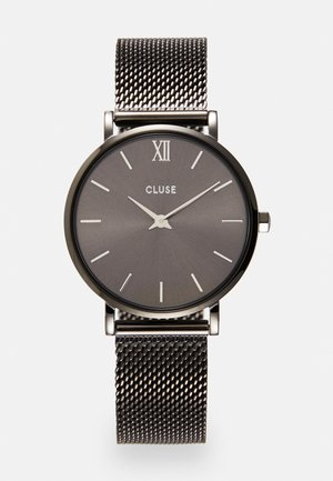 MINUIT - Klokke - dark grey