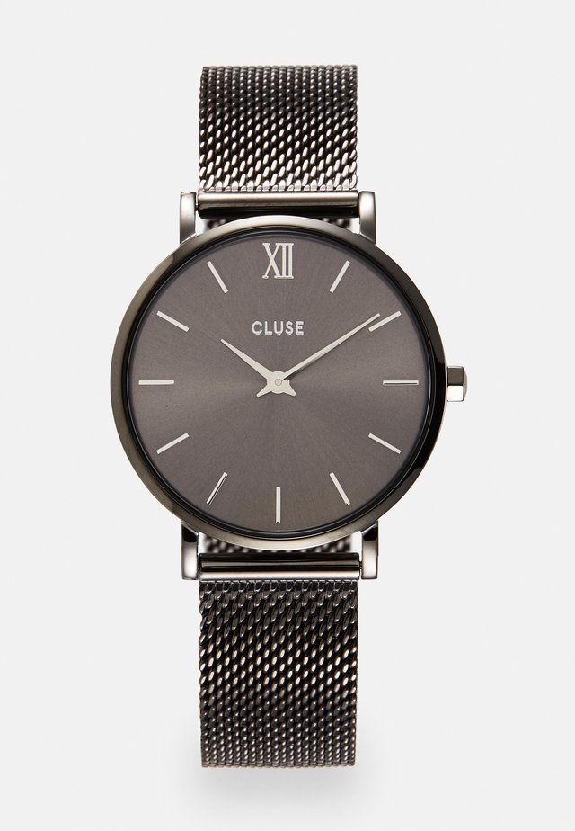 MINUIT - Watch - dark grey