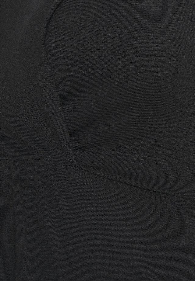 CATINA SET 2-IN-1 - Jersey de punto - grey/black