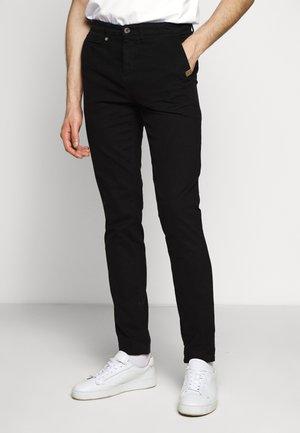 TOUCH DILAN - Chino kalhoty - dark blue