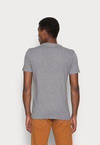 Replay - SHORT SLEEVE - Basic T-shirt - grey melange - 2
