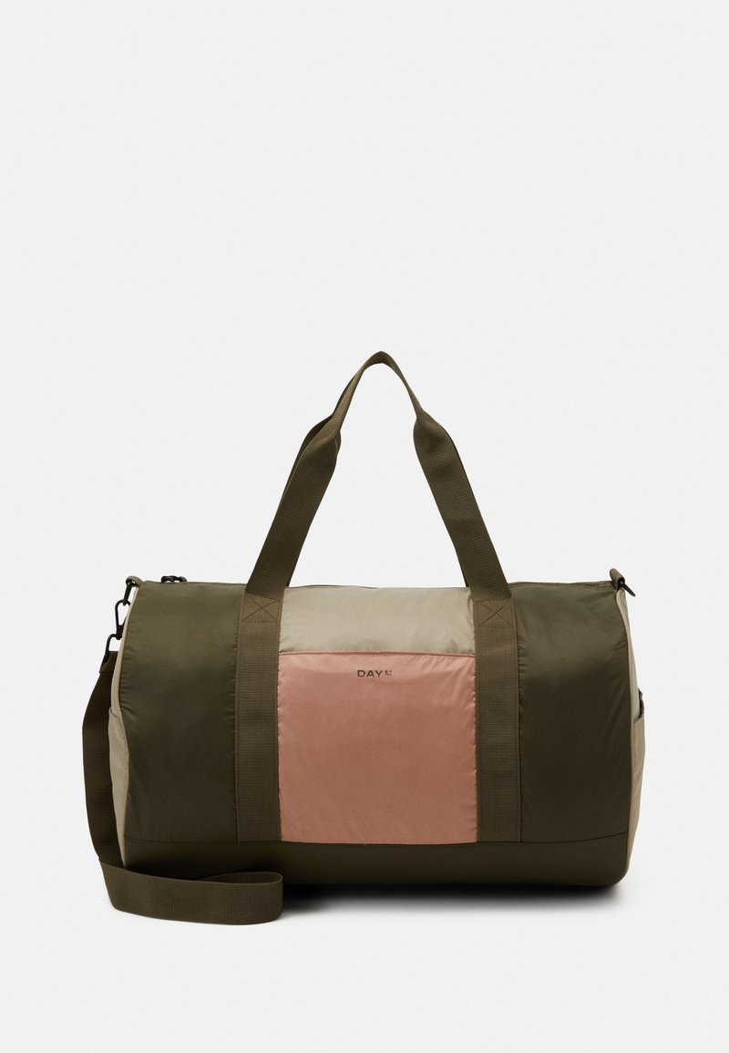 DAY ET - BLOCK SPORT - Sports bag - ivy green