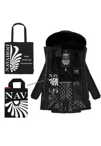Navahoo - Winter coat - black - 6
