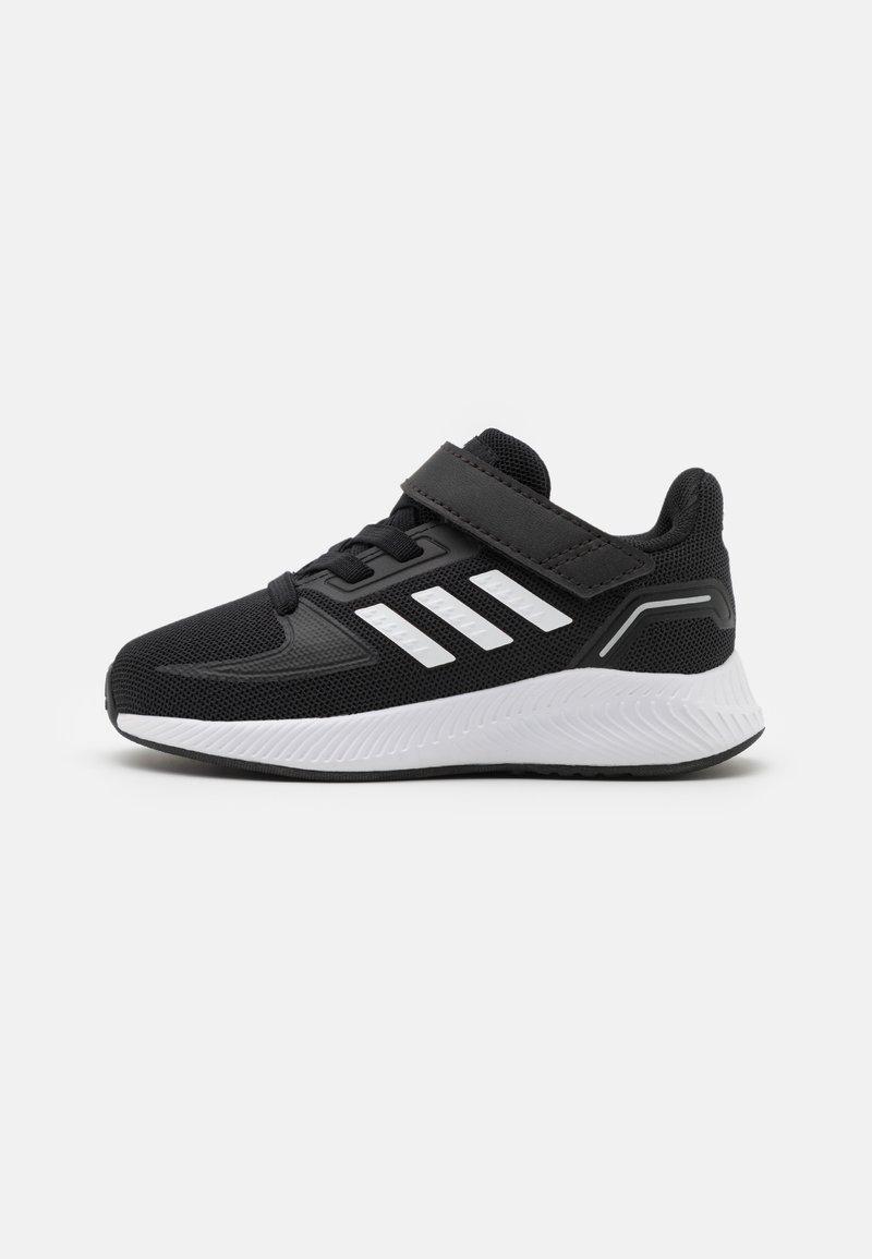 adidas Performance - RUNFALCON 2.0 UNISEX - Hardloopschoenen neutraal - core black/footwear white/silver metallic