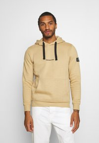 Redefined Rebel - ALFRED - Hoodie - travertine - 0