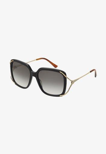 Sluneční brýle - black/gold/grey