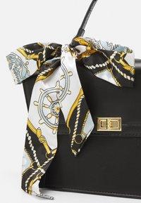 Pieces - PCOLIVE CROSS BODY  - Handbag - black/gold - 3