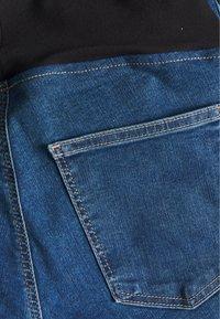 Topshop Maternity - JONI CLEAN - Jeans Skinny Fit - blue denim - 2