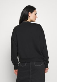 Samsøe Samsøe - KELSEY CREW NECK - Sweatshirt - black - 2