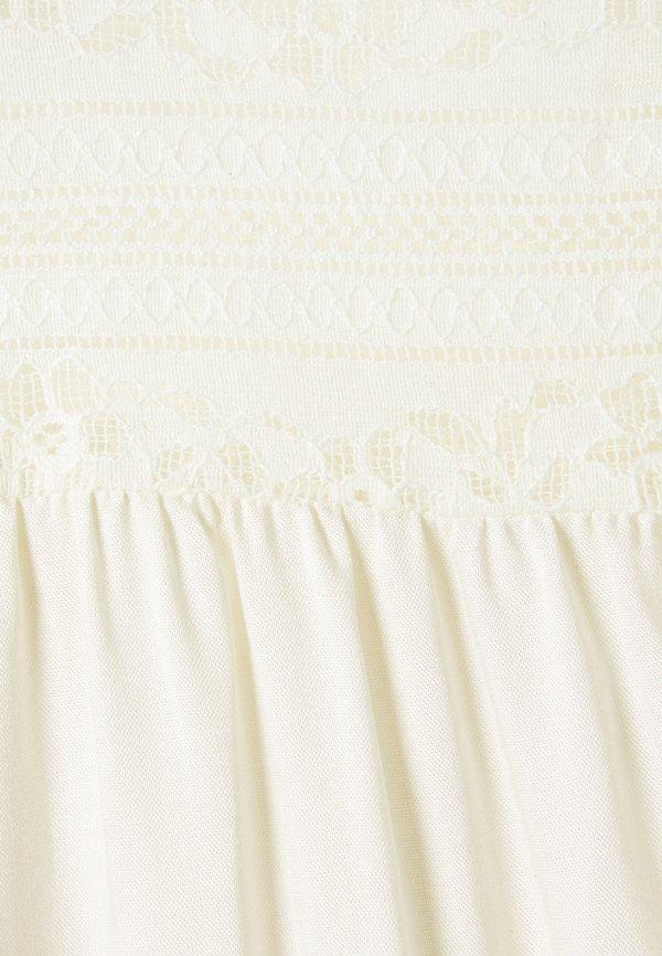 Vero Moda VMTOSCA - Bluzka - snow white/biały NGKP