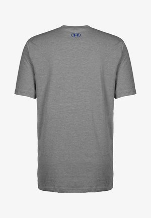 FOUNDATION - Print T-shirt - grey
