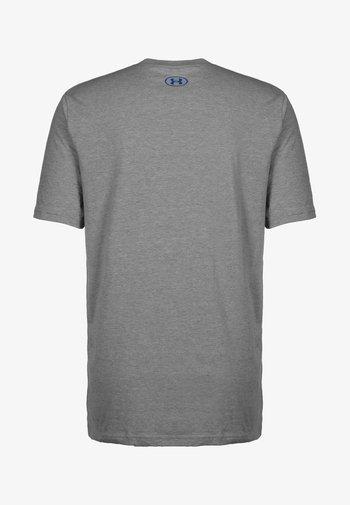 FOUNDATION - Print T-shirt - grey