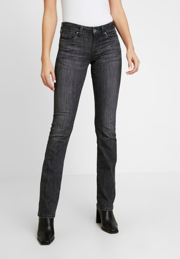 PICCADILLY - Bootcut jeans - grey denim