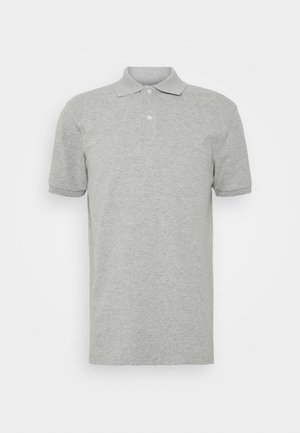 SOLID - Polo shirt - light heather grey