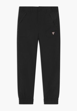 JUNIOR  - Pantalones - jet black