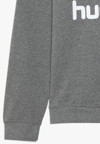 Hummel - DOS UNISEX - Sweatshirts - medium melange - 2