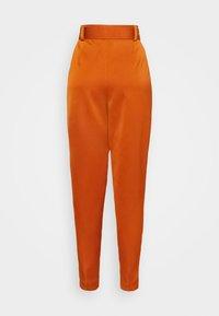 Cras - SALINACRAS PANTS - Kalhoty - rust - 7
