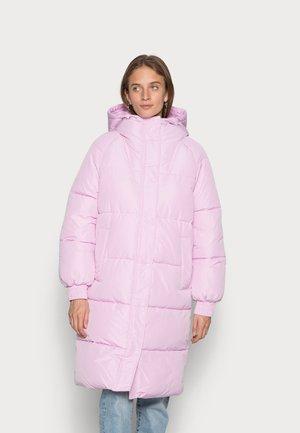OPERA - Winter coat - pink sky