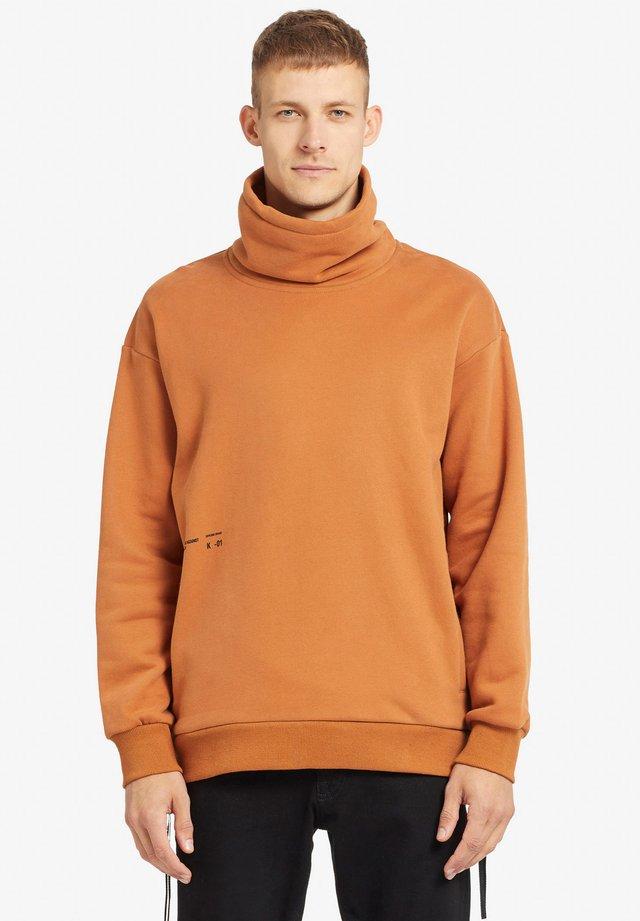 WARLOCK - Sweater - orange