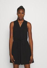 Puma Golf - NEWPORT DRESS - Sports dress - black - 0
