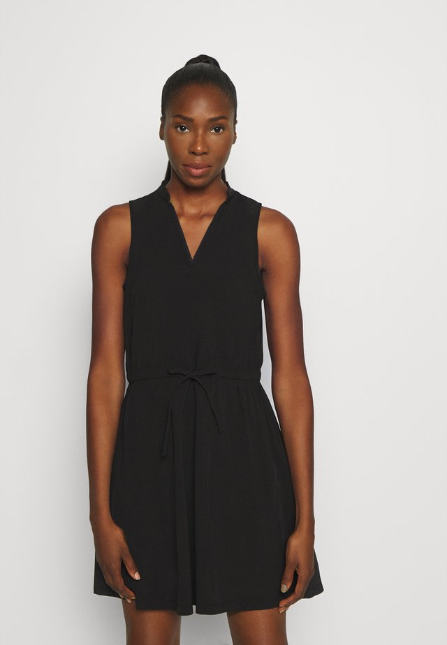 NEWPORT DRESS - Sports dress - black