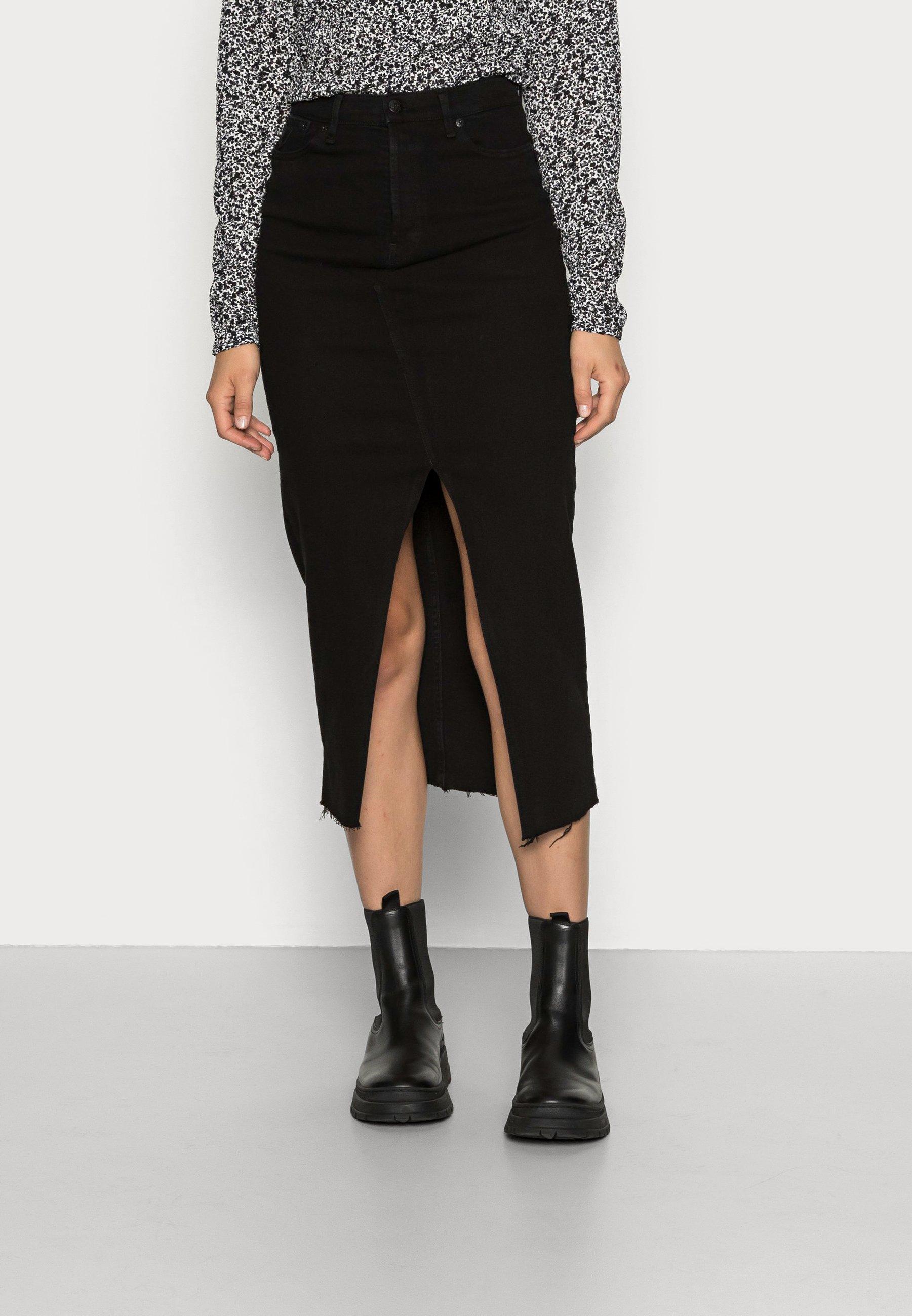 Femme NEW SALMA - Jupe en jean