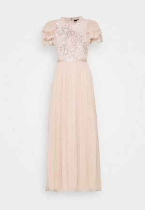 SHIRLEY RIBBON BODICE DRESS - Occasion wear - pink encore