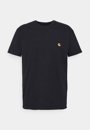 CHASE - T-shirt basique - dark navy