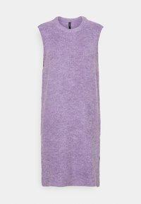 lavender fog
