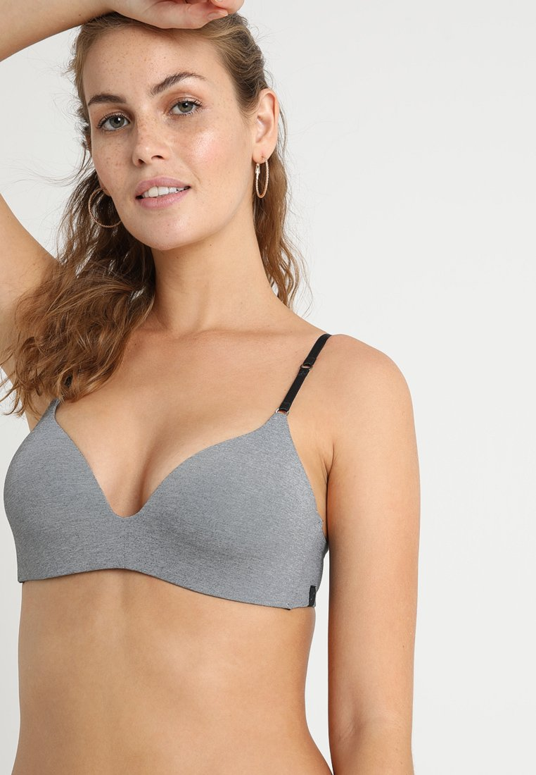 Grey Combination Sloggi Women S Serenity Hipster Brief