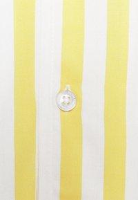 Denim Project - EL CUBA - Shirt - white/yellow - 2
