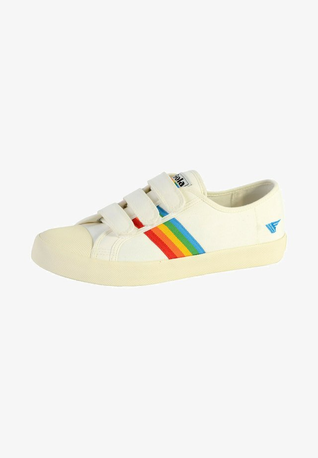 Baskets basses - off white multi