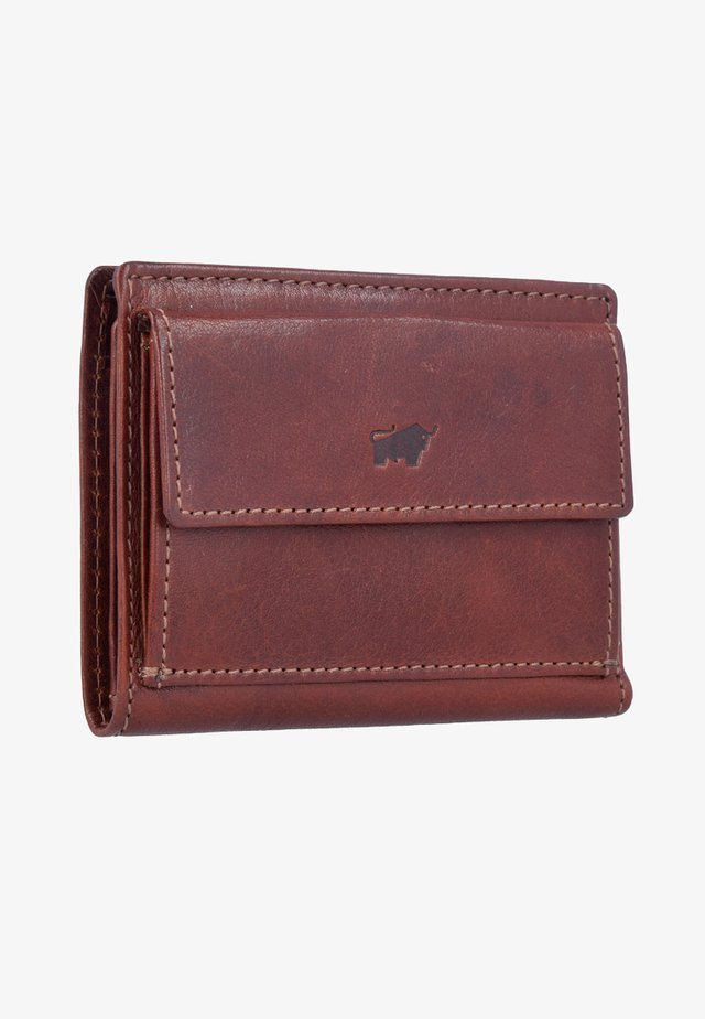 AREZZO RFID 8 CM - Portefeuille - brown