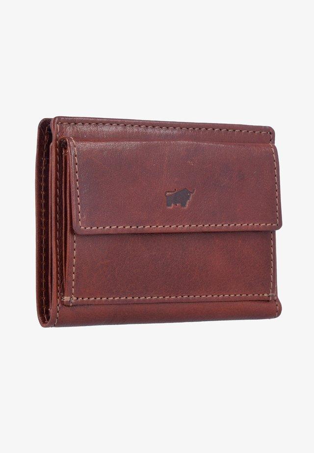 AREZZO RFID 8 CM - Wallet - brown