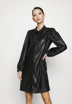 LENJA DRESS - Day dress - schwarz