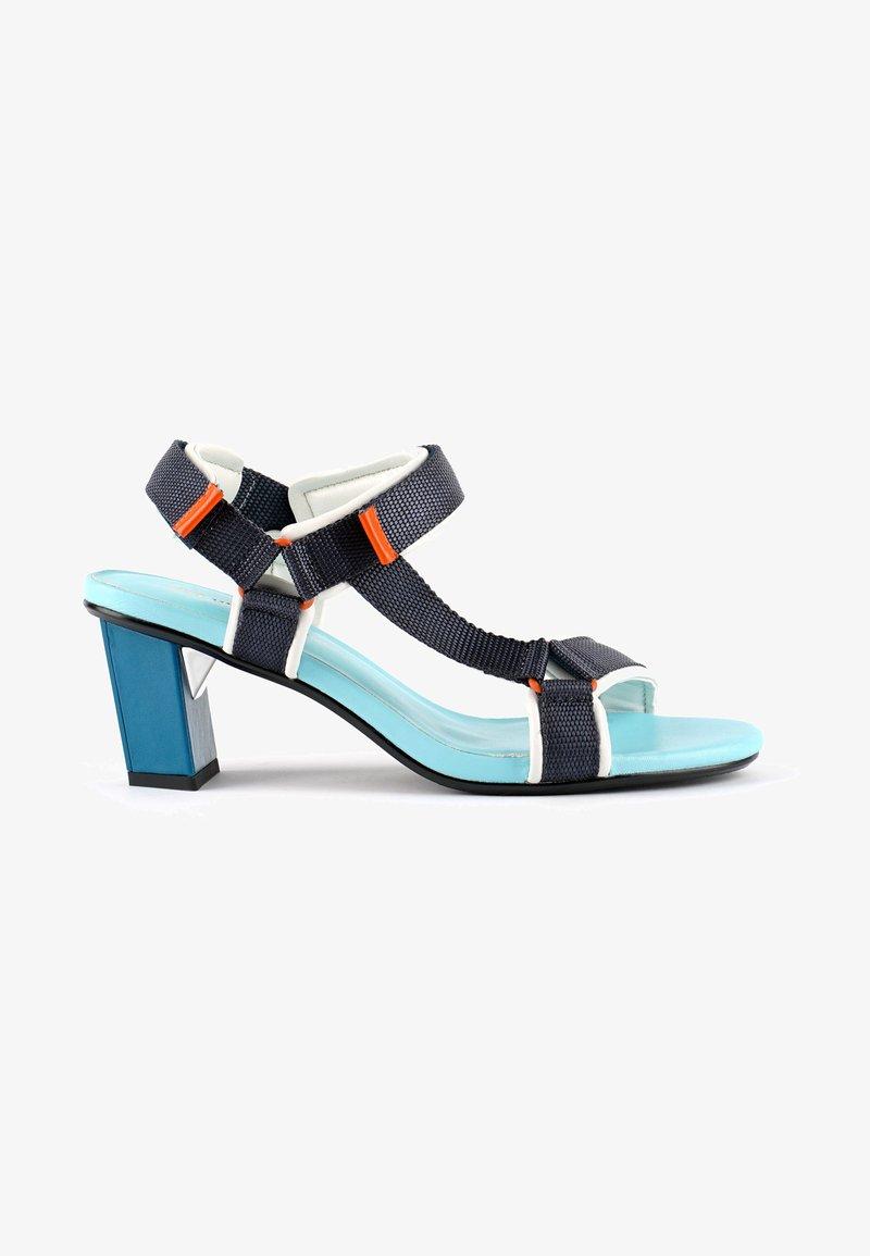 United Nude - AURA - High heeled sandals - blue beat