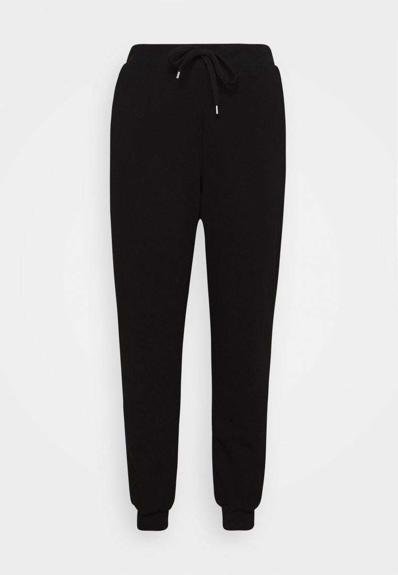 Vero Moda Curve - VMKOKO PANT CURVE - Jogginghose - black