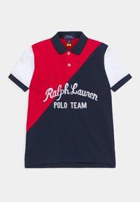Polo Ralph Lauren - Polotričko - red multi - 0