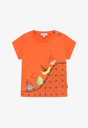 ANOR - Print T-shirt - orangeade