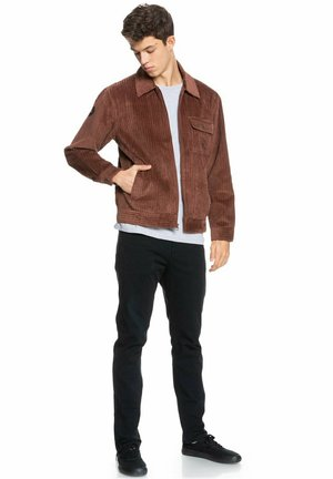 BIG BAMBOO  - Light jacket - brown